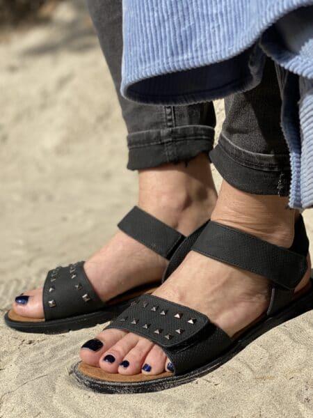 duffy sandal nitter velcro nord sko