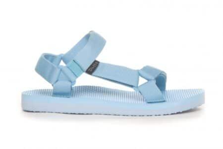 duffy sandal blå