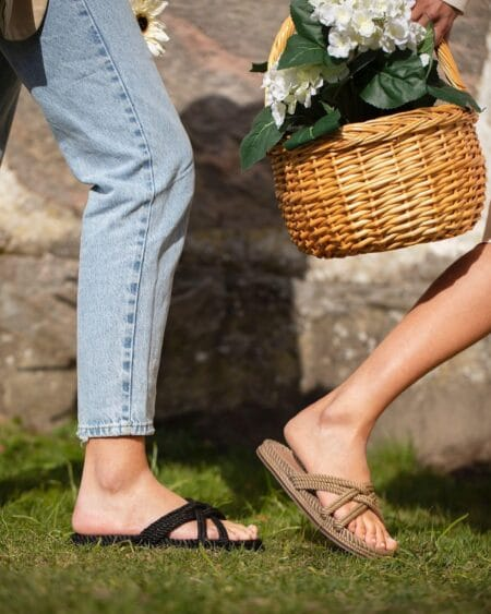 duffy rep sandal sort