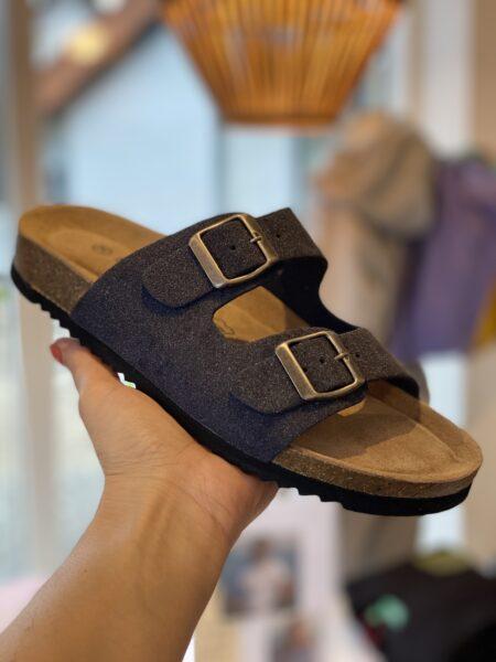 bio sandal navy