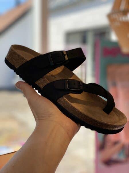 bio sandal sort
