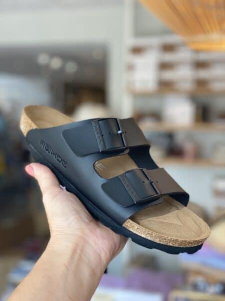 Rohde bio sandal sand sort