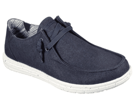 Skechers Blå Sneakers Navy Streetwear Air-Cooled Relaxed fit 210101 210101/NVY Melson-CHAD