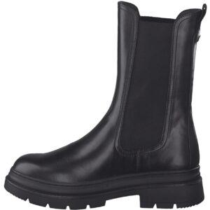 Tamaris Støvle Black Leather 25452