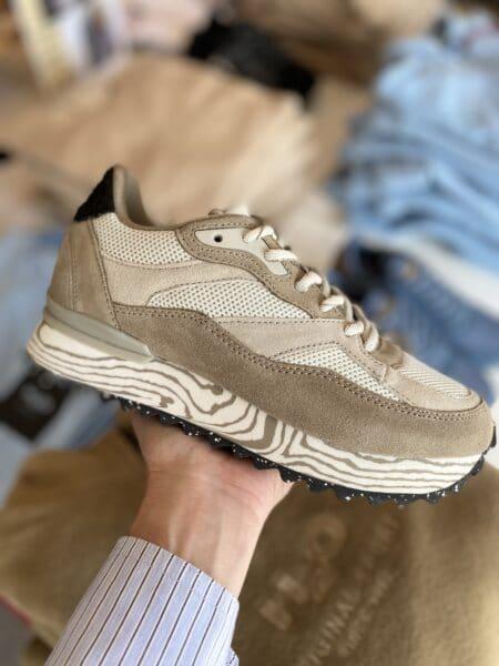 woden wl884 sophie marble ruskind sneakers sand