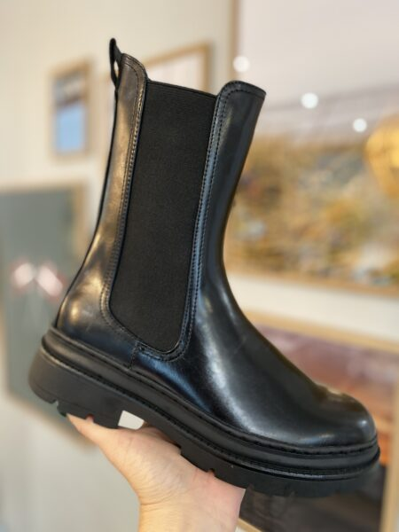 Tamaris Støvle Black Leather