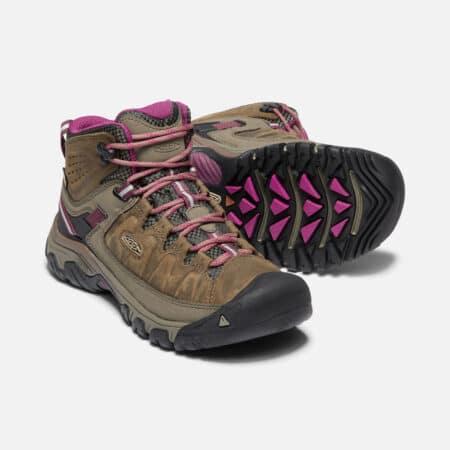 keen vandre støvle hiking boots dame