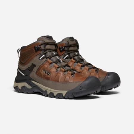 keen vandrestøvle læder hiking boots